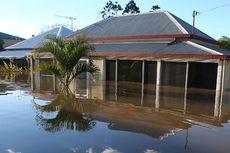 Banjir 1 Bulan Menggenangi 2 Desa di Sidoarjo
