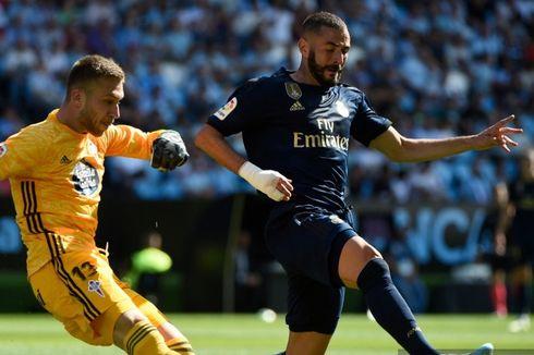 Link Live Streaming Real Madrid Vs Celta Vigo, Kickoff 03.00 WIB