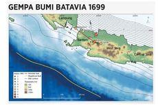 Gempa 4,8 SR di Sukabumi Terasa hingga Jakarta