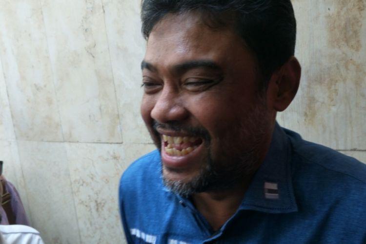 Presiden Konfederasi Serikat Pekerja Indonesia (KSPI) Said Iqbal memenuhi panggilan penyidik Ditreskrimum Polda Metro Jaya, Selasa (9/10/2018). Ia tiba di Mapolda Metro Jaya sekitar pukul 10.15 WIB.