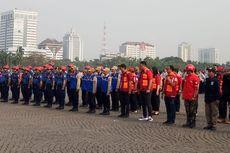 Anies Kirim Bantuan Personel Pemadam Karhutla ke Riau, BPBD: Kita Belum Membutuhkan