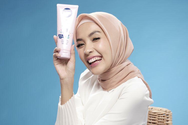 Nivea meluncurkan rangkaian produk untuk hijabers dengan formula khusus yang menyejukkan di kulit.