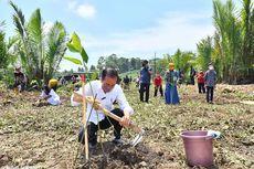 Bertemu Wakil Presiden Uni Eropa, Jokowi Sebut RI Punya Komitmen Kuat Atasi Perubahan Iklim