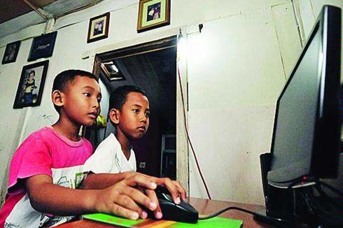 Jaringan Padat, Internet Indonesia Lambat