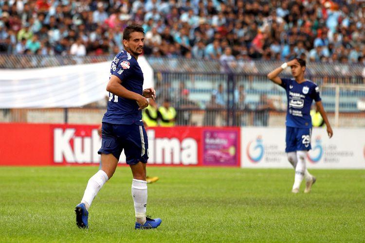 Pemain asing PSIS Semarang musim 2020, Flavio Back Junior.