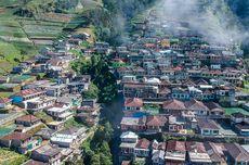 Rute Menuju Nepal van Java Dusun Butuh, Kaliangkrik, Magelang