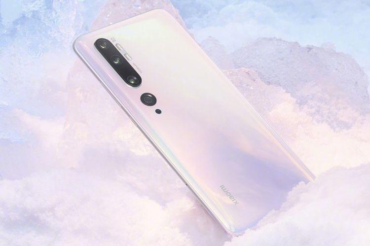 Xiaomi Mi CC9 Pro.