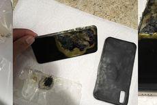 Kasus Pertama iPhone XS Max Terbakar, Sampai Bikin Celana Bolong
