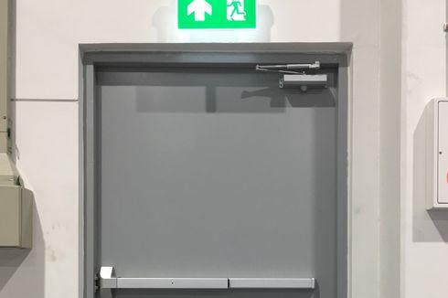 Pintu Darurat Harus Penuhi Syarat Tertentu, Anda Tahu?