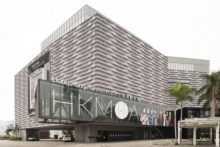 Hong Kong Museum of Art.