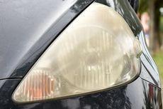 Buram dan Menguning, Rekondisi Lampu Depan Mobil Mulai Rp 350.000