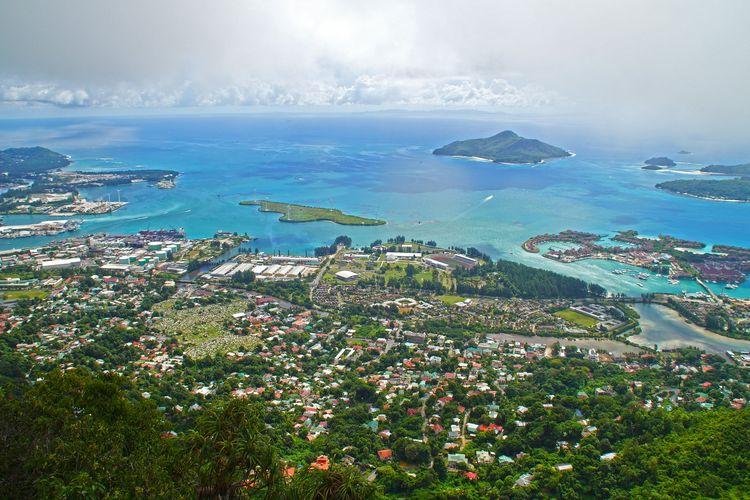 Ilustrasi Seychelles (PIXABAY/pascal OHLMANN).