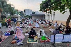 Shalat Idul Adha di Masjid Al Azhar Terapkan Protokol Kesehatan
