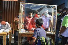 4 Orang Reaktif Rapid Test, 2 Pasar Tradisional di Banjarnegara Ditutup Sementara