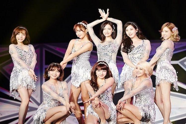 Kelompok vokal K-pop SNSD atau Girls Generation