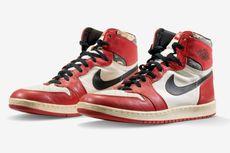 Nike Air Jordan 1 dengan