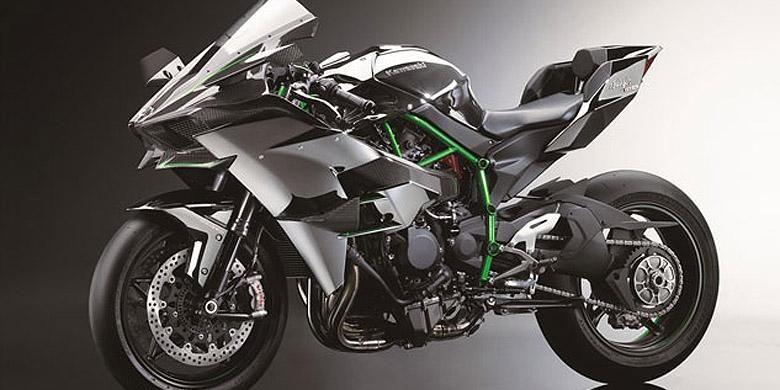 Kawasaki Ninja H2 akan menjadi salah satu sepeda motor yang paling ditunggu di EICMA 2014.
