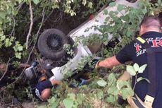 Terjebak Dua Hari di Mobil Terbalik, Pria Ini Ditemukan Selamat