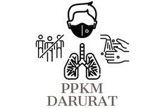 Selama PPKM Darurat, 575 Jenazah Pasien Covid-19 Dimakamkan di Kabupaten Bogor