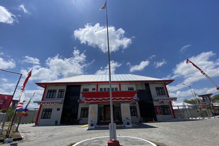 Lapas Perempuan IIB Yogyakarta di Wonosari, Gunungkidul