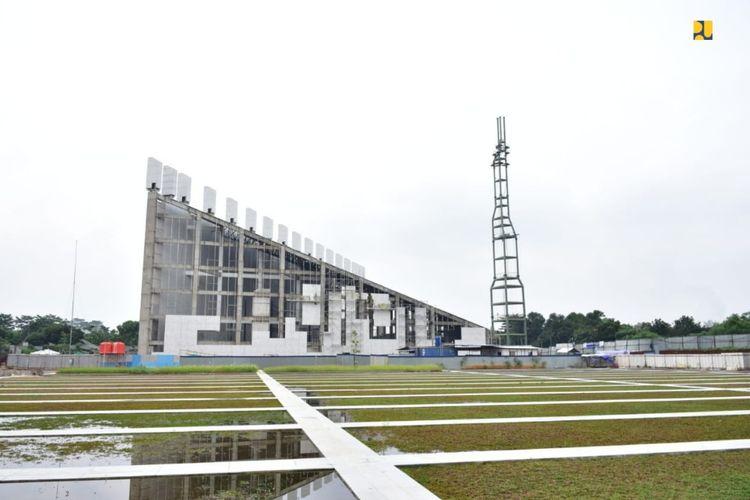 Kementrian PUPR sedang menyelesaikan pembangunan tahap II Universitas Islam Internasional Indonesia (UIII) yang berlokasi di Depok.