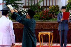 Gubernur Kepri Positif Covid-19 Usai Dilantik, Jokowi Tak Akan Jalani Swab Test