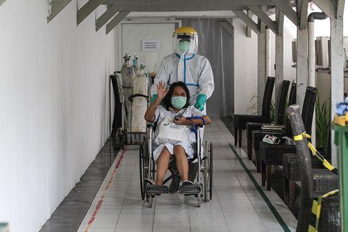 Data Sebaran 219 Pasien Sembuh dari Covid-19, Terbanyak di DKI Jakarta