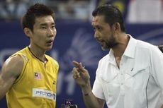 Lee Chong Wei Rekomendasikan Misbun Sidek