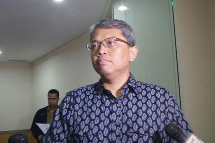 Wakil Ketua DPRD DKI Jakarta Triwisaksana.
