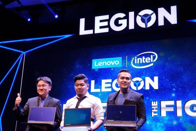 3 Laptop Gaming Lenovo Legion Meluncur Di Indonesia Harga Mulai Rp 14 Juta Halaman All Kompas Com