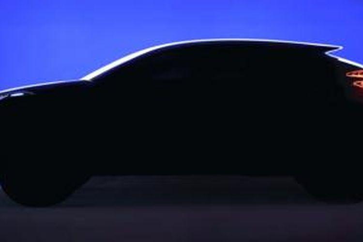 Disiapkan untuk menantang Honda Vezel (HR-V).