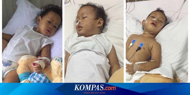 Dikira Epilepsi Kejang Pada Bayi Iffah Ternyata Infeksi Meningitis Halaman All Kompas Com