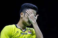 Anthony Ginting Kecewa Gagal Penuhi Target di BWF World Tour Finals
