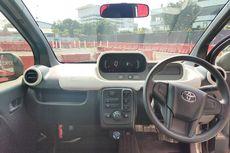 Kabin Mobil Listrik Mini Toyota C+Pod, Tampak Kecil tapi Lega