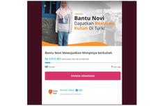Netizen Ramai Kritik Donasi Pendidikan untuk Novi, Ini Kata Sosiolog