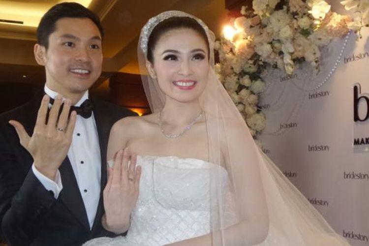 Sang Ayah Sempat Tak Restui Sandra Dewi Menikah dengan Harvey Moeis