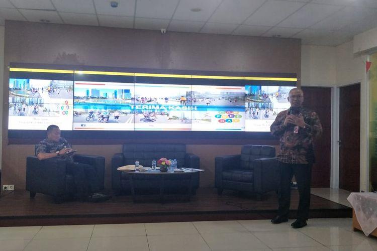 Kepala Dinas UMKM DKI Jakarta, Adi Ariantara, di Balai Kota, Kamis (21/11/2019).