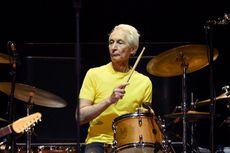 Meninggal Dunia, Berikut Profil Drummer Rolling Stones Charlie Watts