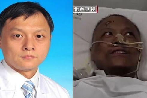 Sakit karena Covid-19, Dokter di Wuhan Dapati Kulit Mereka Menghitam