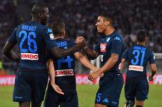 Hasil Liga Italia, Napoli Pimpin Klasemen, Juventus Masih Sempurna