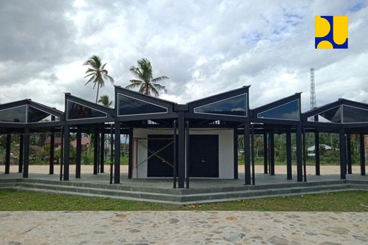 Revitalisasi Kawasan Saribu Rumah Gadang (SRG) di Kabupaten Solok Selatan, Provinsi Sumatera Barat.