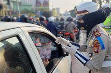 Operasi Patuh Jaya 2021, Ini Tiga Jenis Pelanggaran yang Disasar Polisi