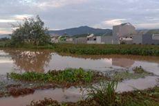 Tanggul Sungai Jebol, 963 Rumah di Cilacap Terendam Banjir