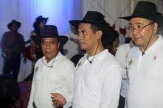 Mobil Pengiring Menteri Pertanian Tabrakan Beruntun di Poros Balikpapan-Samarinda