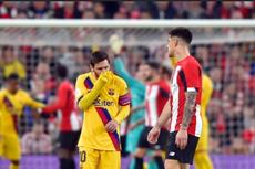 Athletic Bilbao Vs Barcelona, Sergio Busquets Enggan Salahkan Messi
