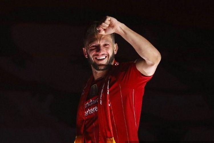 Adam Lallana selangkah lagi akan meninggalkan Liverpool.