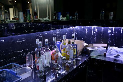 Penggerebekan Lab Narkoba yang Berujung Pencabutan Izin Usaha Diskotek MG