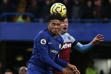 Link Live Streaming West Ham Vs Chelsea, Kick-off 23.30 WIB