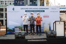 Area Kampus dan Komersial Kingland Avenue Tangerang Mulai Dibangun