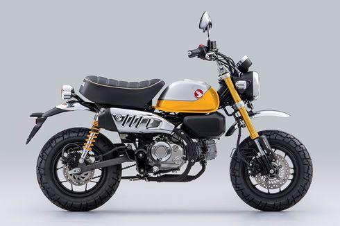 [VIDEO] Honda Monkey 2022, Simak Ubahan Versi Terbaru